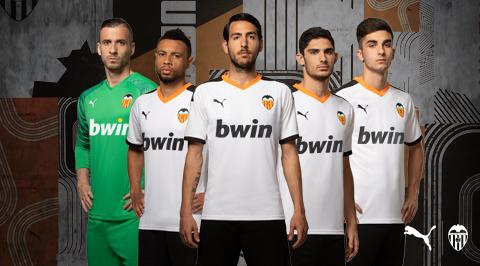 2019-20시즌, 새로운 유니폼 파트너와 동행하는 유럽 축구 구단