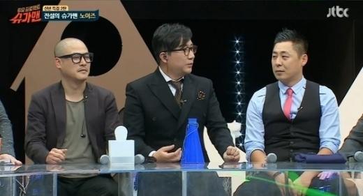 한상일(오른쪽). /사진=JTBC 투유 프로젝트-슈가맨을 찾아서 캡처