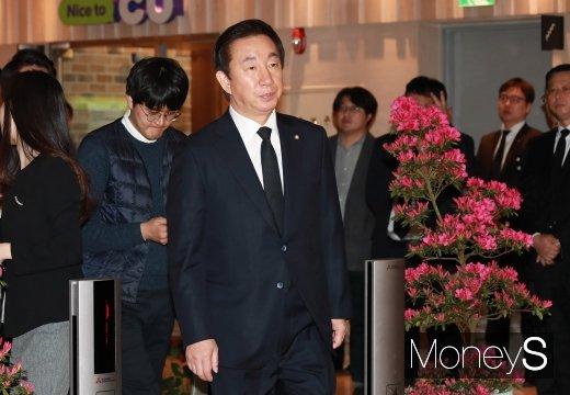 김성태 자유한국당 의원. /사진=장동규 기자