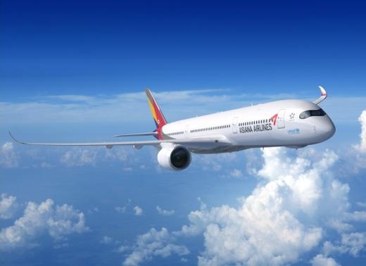 아시아나항공 항공기. /사진=아시아나항공
