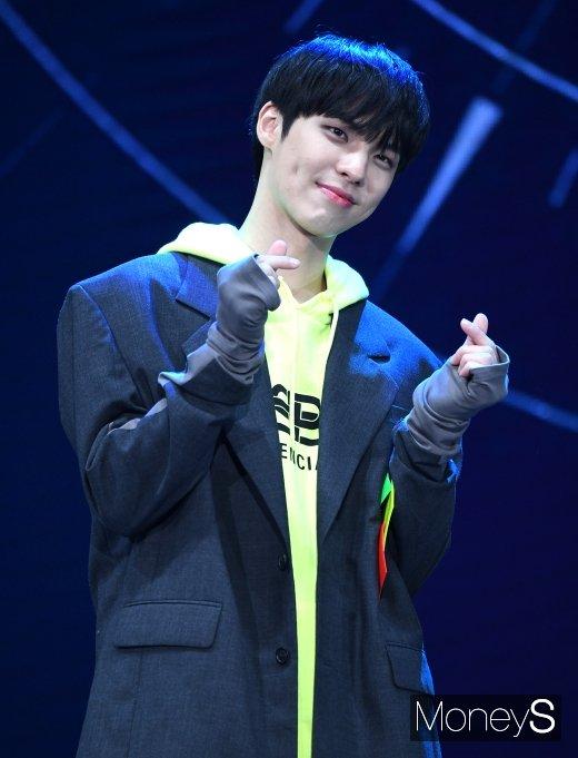 [머니S포토] CIX(씨아이엑스) 비엑스, 빠지고 싶은 보조개 미소