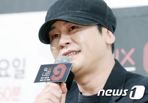 양현석  YG엔터테인먼트의 전 대표 프로듀서. /사진=뉴스1