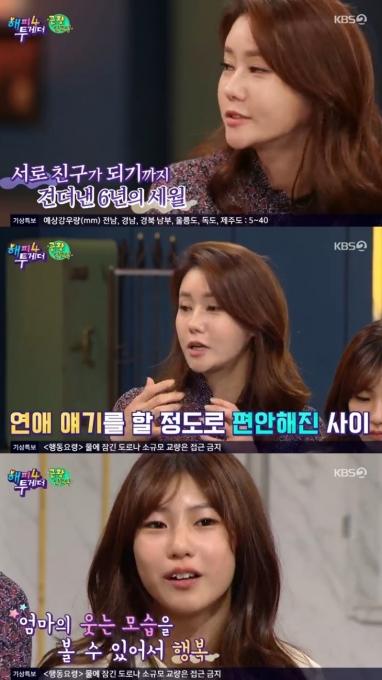 박연수. /사진=KBS2 '해피투게더4' 방송캡처