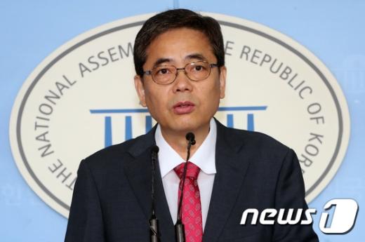 곽상도 자유한국당 의원. /사진=뉴스1