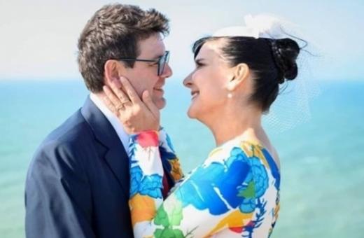 이다도시 결혼식 사진. /사진=이다도시 인스타그램 캡처