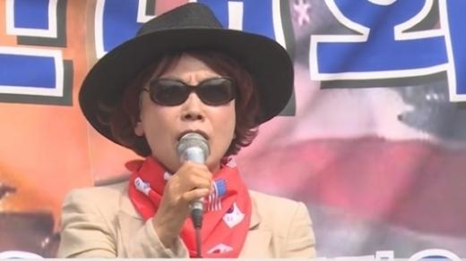 주옥순 대표/사진=SBS 방송화면 캡처