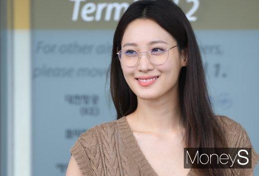 수현 차민근 열애./사진=장동규 기자