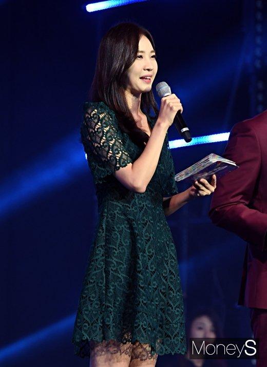 [머니S포토] 황인혜, 눈에 띄는 미모(2019 SOBA)