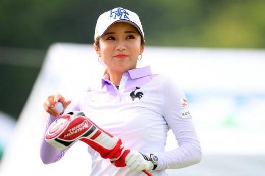 사진=일본여자프로골프협회 홈페이지.
