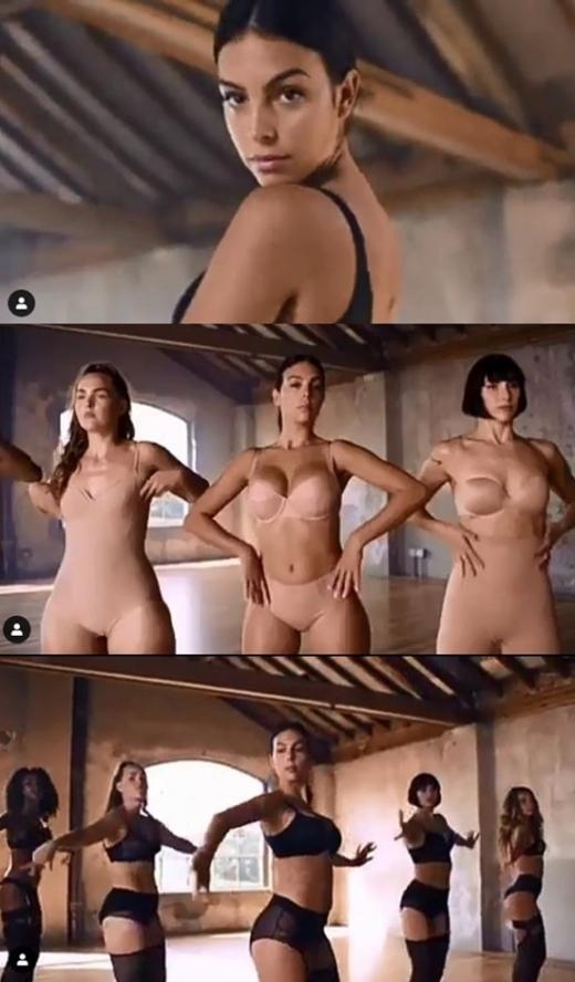 /사진=조지나 로드리게스 인스타그램 영상 캡처