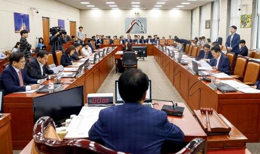 지난 7월 열린 국회 과방위전체회의. /사진=뉴스1 DB