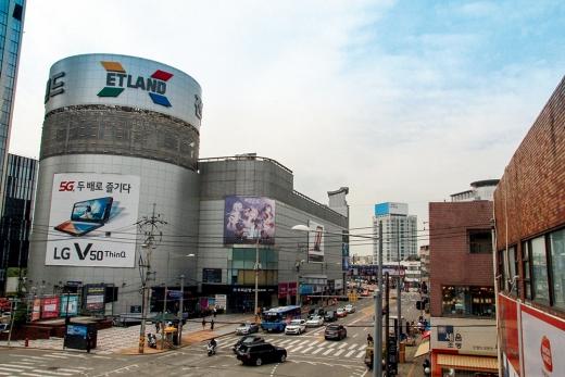 용산전자랜드. /사진=박흥순 기자