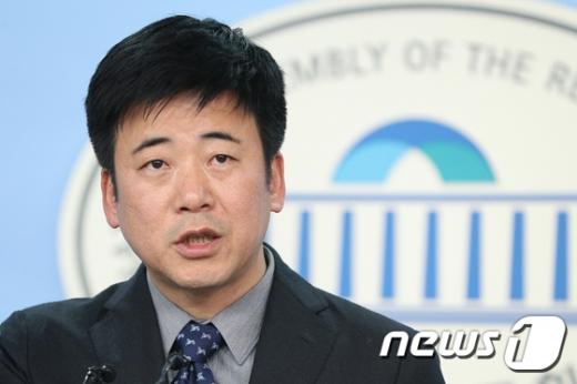 정준길 전 자유한국당 서울시당 광진구 을 당협위원장. /사진=뉴스1
