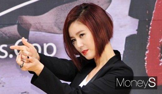 조국 여배우 루머. 사진은 배우 김성령. /사진=임한별 기자