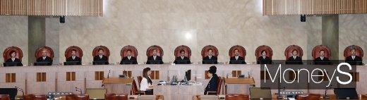 [머니S포토] 박근혜·최순실·이재용 '국정농단' 상고심
