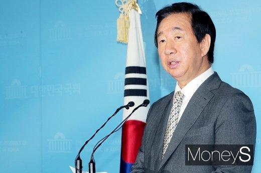 김성태 자유한국당 의원. /사진=임한별 기자