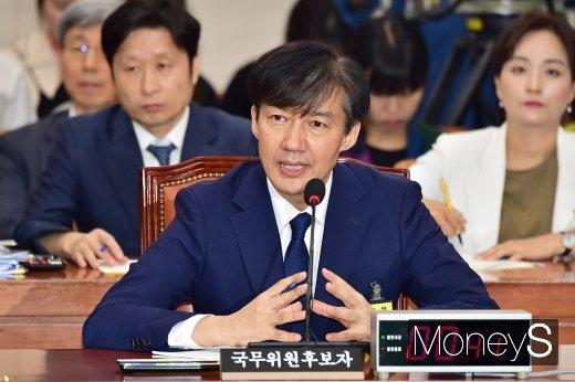 """표창원 """"검찰 출신 아니어야 검찰 개혁 적임자라고 생각"""" (속보)"""