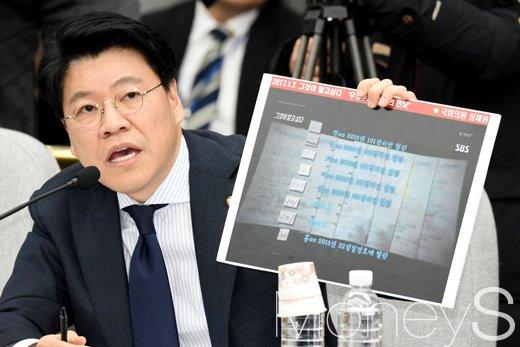 장제원 자유한국당 의원. /사진=사진공동취재단