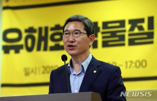 김학용 자유한국당 의원. /사진=뉴시스