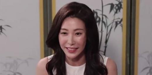 배우 성현아. /사진=KBS Joy 제공