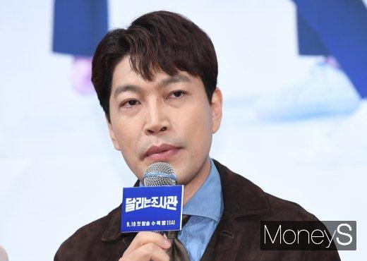 """[머니S포토] 최귀화 """"이번에는 선량한 캐릭터"""""""