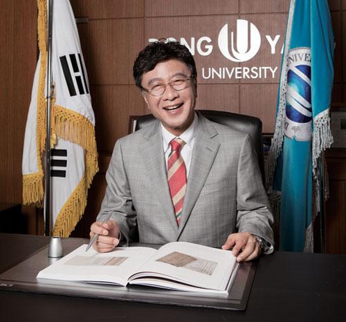 최성해 동양대 총장. /사진=동양대학교 제공