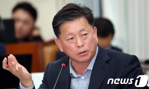 김명연 자유한국당 수석대변인. /사진=뉴스1 김명섭 기자