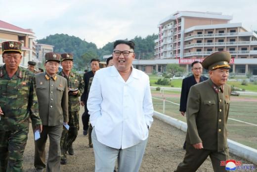 김정은 북한 국무위원장. /사진=로이터
