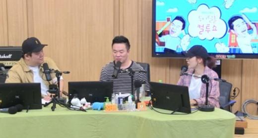 채연 컬투쇼 출연. /사진=SBS 두시탈출 컬투쇼 방송 캡처