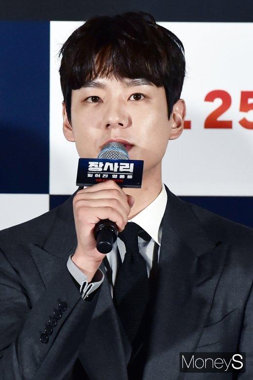 [머니S포토] 장사리 곽시양, '학도병부대 브레인 박찬년 중위 역'