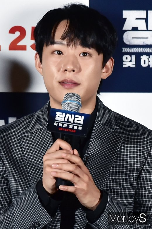 """[머니S포토] 장사리 김성철, """"최민호와 특히 더 전우애 느껴"""""""