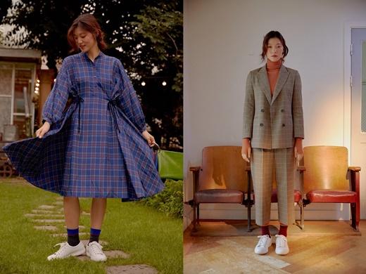 올가을 '패턴 패션' 유행한다… 자주, FW 컬렉션 출시