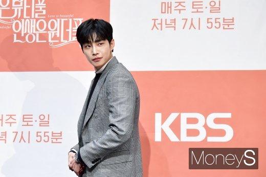 """[머니S포토] 김재영 """"작품 통해 배우 입지 넓혀가는게 중요"""""""
