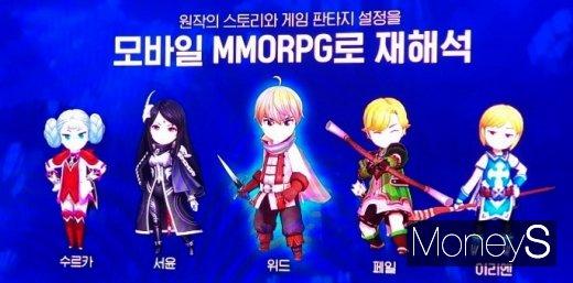 원작에 등장하는 주요 캐릭터가 NPC로 등장한다. /사진=채성오 기자