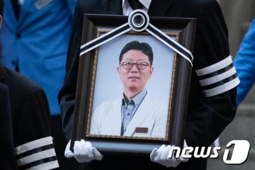고 임세원 강북삼성병원 정신건강의학과 교수. /사진=뉴스1