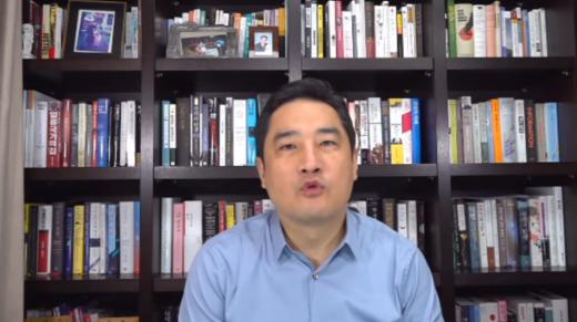 변호사 강용석. /사진=유튜브 채널 '가로세로연구소' 방송화면 캡처
