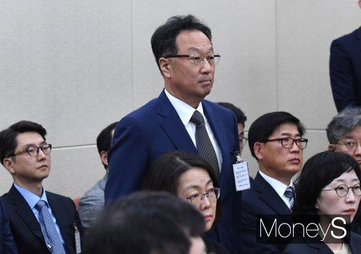 이우석 코오롱생명과학 대표./사진=장동규 기자