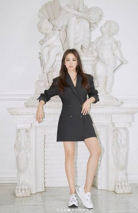 송혜교. /사진=송혜교 인스타그램 캡처