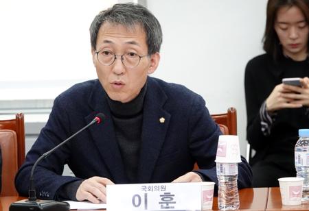 더불어민주당 이훈의원