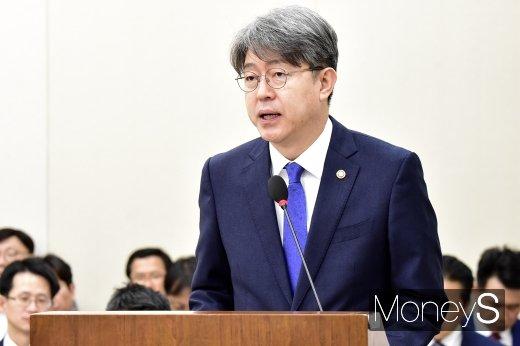 [머니S포토] 2019 기재위 국감, 통계청 현안보고