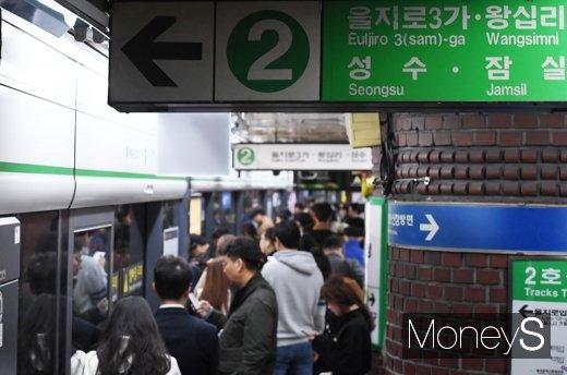[머니S포토] '출근 대란 막은 노사합의'