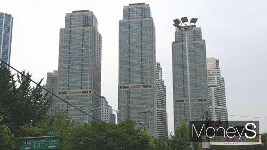 서울 도곡동 타워팰리스. /사진=김창성 기자