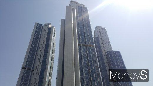 서울 성수동 트리마제. /사진=김창성 기자