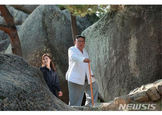 김정은 북한 국무위원장. /사진=뉴시스(노동신문 캡처)