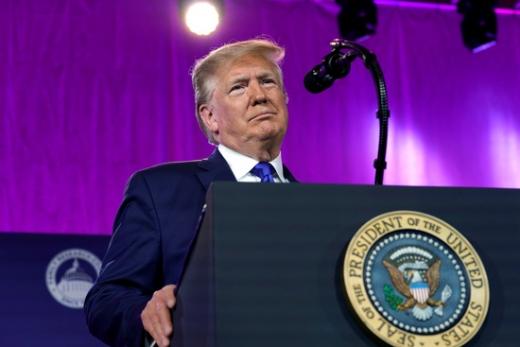 도널드 트럼프 미국 대통령. /사진=로이터