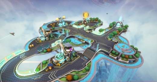 믹스마블의 가상현실 3D게임 '마블랜드' 이미지. / 사진=믹스마블