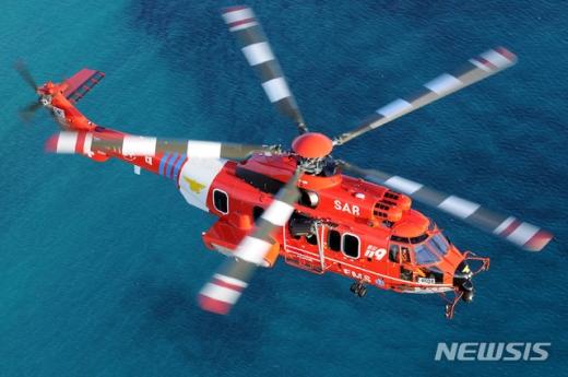 지난달 31일 밤 11시 20분 경북 독도 인근 해상에서 119 소방헬기가 바다에 추락한 사고가 발생했다. 헬기에는 환자·보호자·기장 등 구급대 5명 포함 총 7명이 탑승하고 있었다. /사진=뉴시스(에어버스 홈페이지)