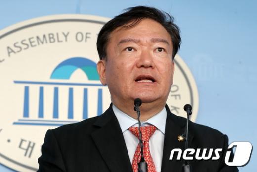 민경욱 자유한국당 의원. /사진=뉴스1