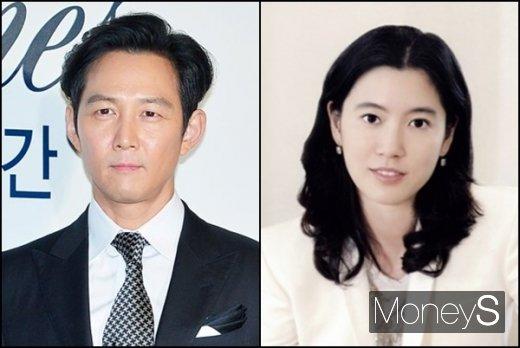 배우 이정재, 임세령 대상그룹 전무. /사진=임한별 기자, 대상그룹