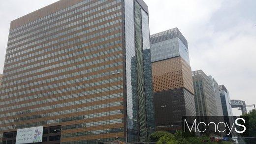서울 광화문 일대 빌딩 밀집 지역. /사진=김창성 기자